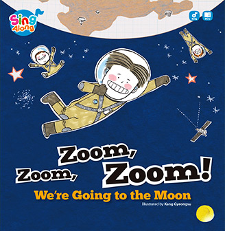 Zoom, Zoom, Zoom! We're Going to the Moon