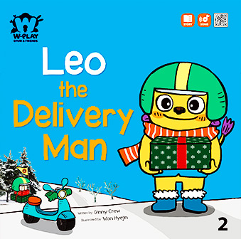 Leo the Delivery Man