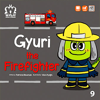 Gyuri the Firefighter